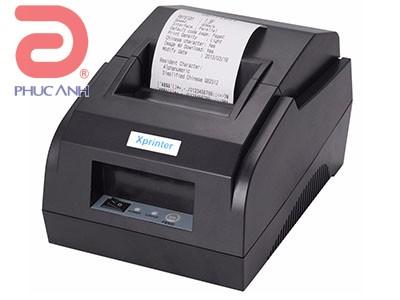 Máy in hóa đơn siêu thị XPrinter XP-58IIL