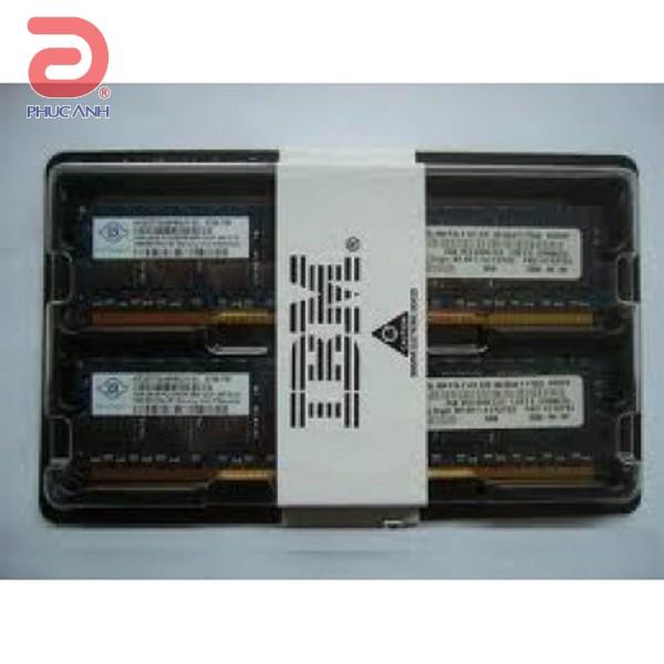 RAM Server IBM 4GB Single Rank PC3-10600 CL9 ECC DDR3 - 44T1483 - (hàng nhập khẩu, Dùng cho System X3400M2, 3500M2, 3550M2, 3650M2…)
