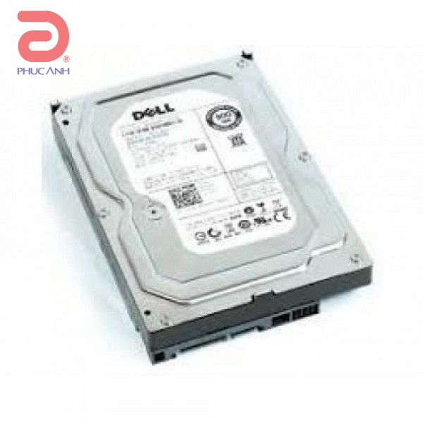 Ổ cứng server Dell 300Gb 15.000rpm 6Gbps SAS 3.5Inch - 0F617N - Hàng nhập khẩu