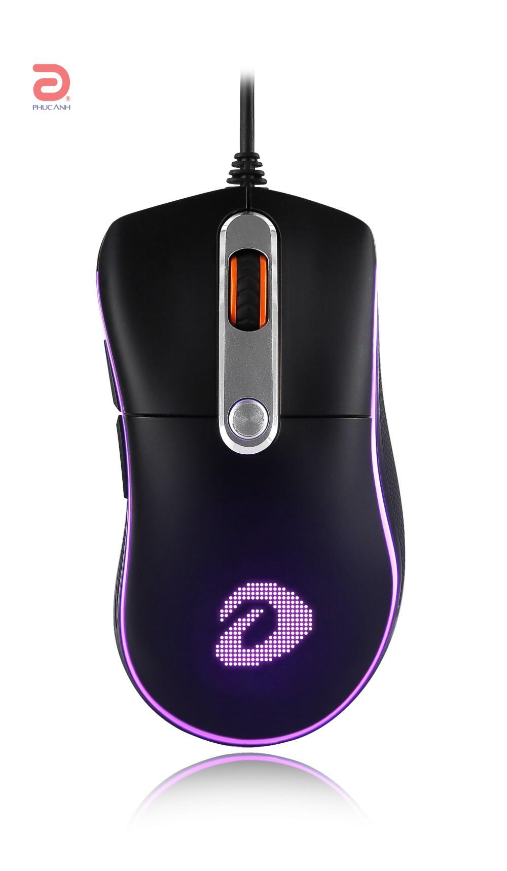 Chuột Dareu S100 (LED RGB) (USB)