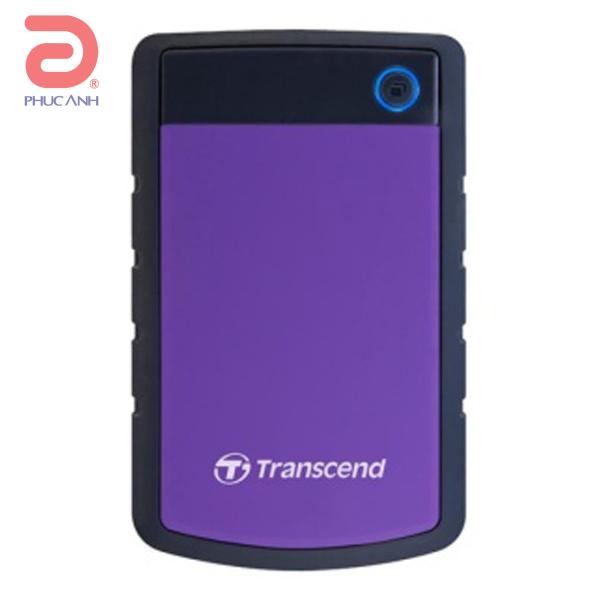 Ổ cứng di động Transcend Mobile H3P 2Tb USB3.0