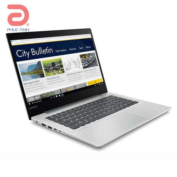 Laptop Lenovo Ideapad 320S 14IKB 80X4003CVN (Grey)- Màn full HD, mỏng,Bảo hành onsite