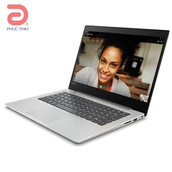 Laptop Lenovo Ideapad 320 15IKB 80XL007WVN (Silver)- Màn full HD, mỏng.