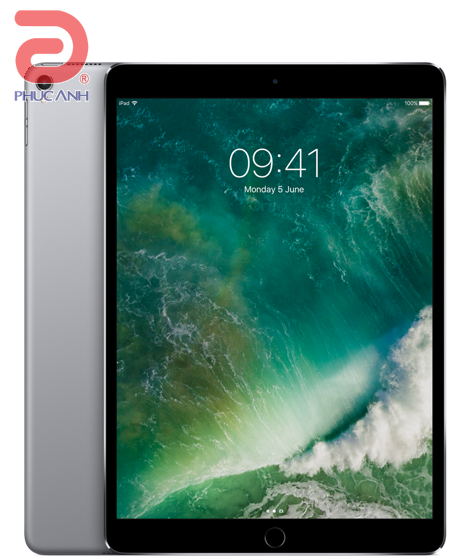 Apple iPad Pro 10.5 Cellular (Grey)- 512Gb/ 10.5Inch/ 4G