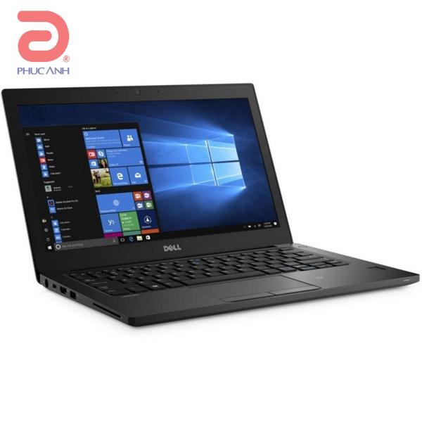 Laptop Dell Latitude 7280-70124696 (Black)- Thiết kế mới, mỏng nhẹ hơn