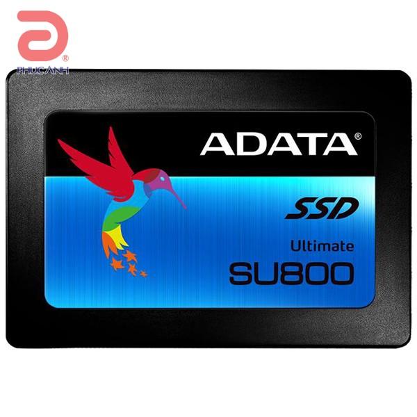 Ổ SSD SSD Adata SU800 1Tb SATA3 (đọc: 560MB/s /ghi: 520MB/s)
