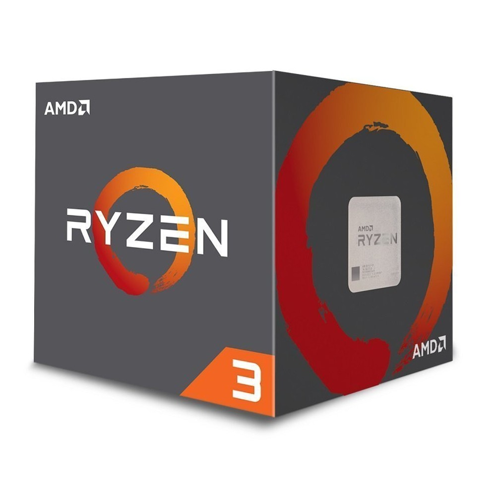 CPU AMD Ryzen 3 1300X (Up to 3.7Ghz/ 10Mb cache) Ryzen