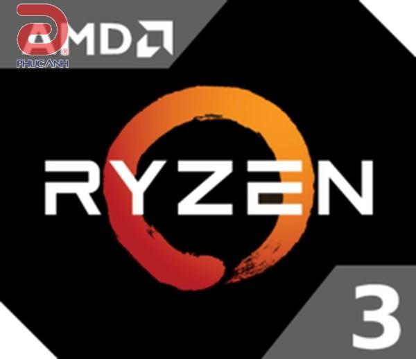 CPU AMD Ryzen 3 1200 (Up to 3.4Ghz/ 10Mb cache) Ryzen
