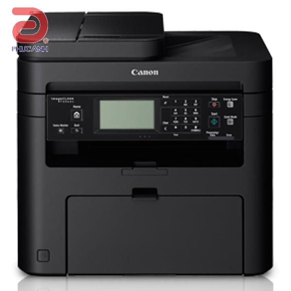 Máy in laser đen trắng Canon Đa chức năng MF246DN (Copy - In - Scan - Fax - Duplex - ADF - Network)