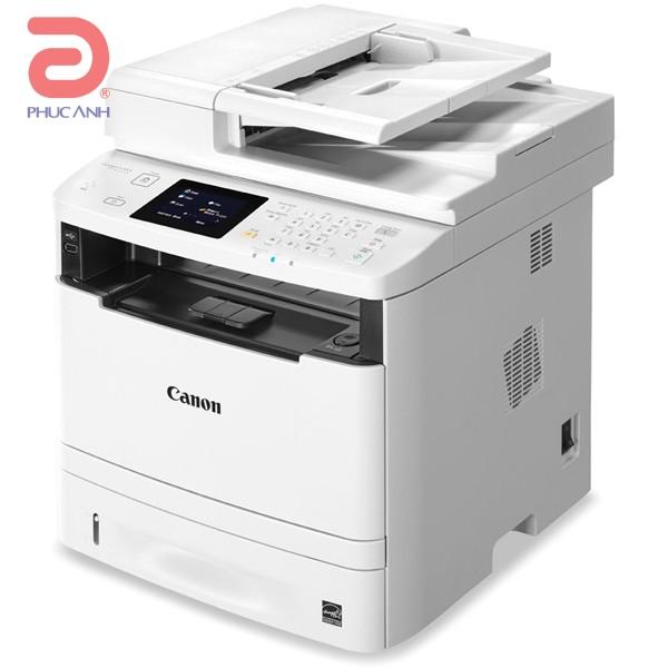 Máy in laser đen trắng Canon Đa chức năng MF416DW (Copy - In - Scan - Fax - Duplex - ADF - Wifi)