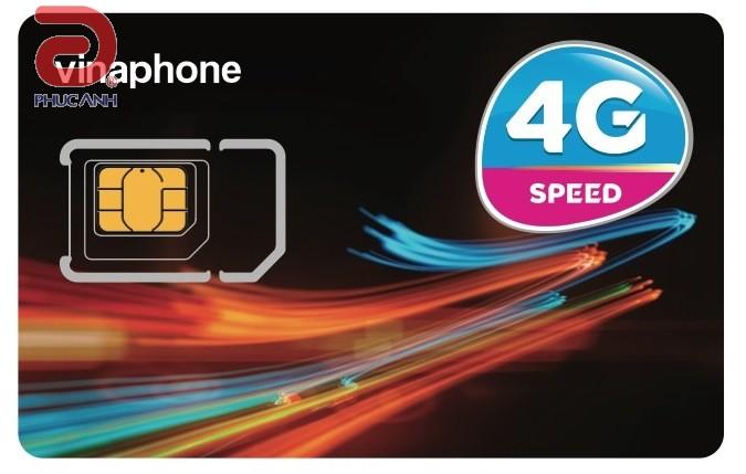 Sim Vinaphone EZ Com (Miễn phí 3G 12 Tháng)