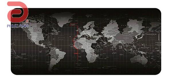 Bàn di chuột World Map