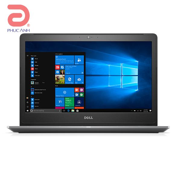 Laptop Dell Vostro 5468-VTI35008W (Grey)- vỏ nhôm, CPU kabylake thế hệ mới