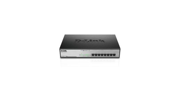 Thiết bị chia mạng D-link DGS-1008MP POE