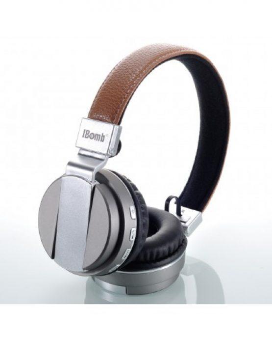 Tai nghe không dây IBOMB SKA G50 (Đen)