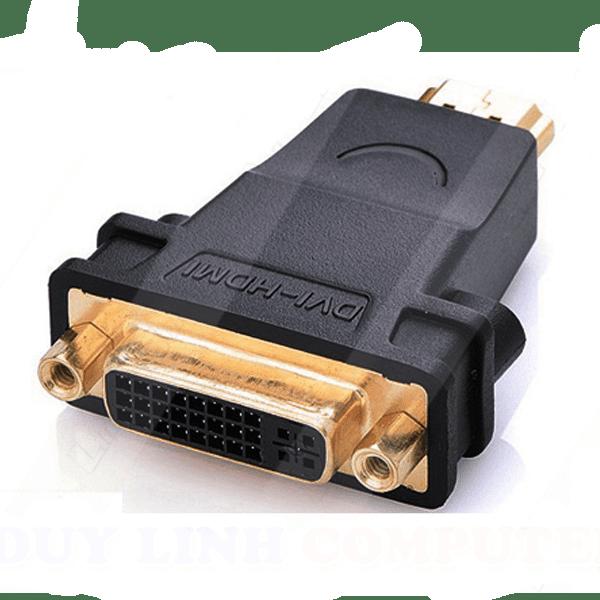 Cổng chuyển Ugreen 20123 HDMI sang DVI (24+5)