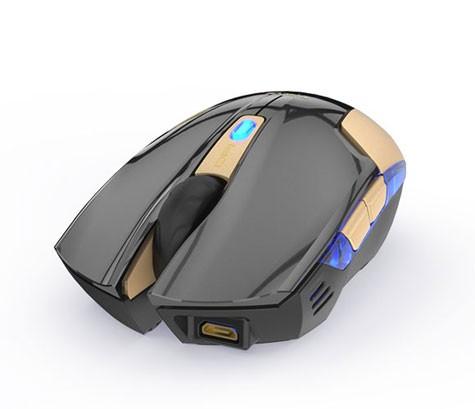 Chuột không dây Eblue Gaming EMS608 (USB, Không dây)