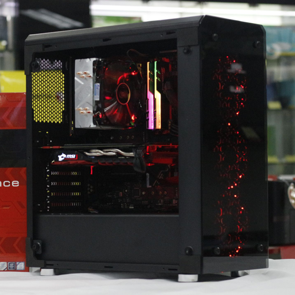 Máy tính để bàn PCPA GAMING HIGH PERFORMANCE 02