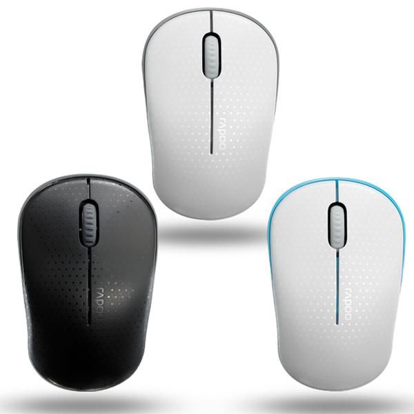 Chuột không dây Rapoo M12 (USB-Wireless)