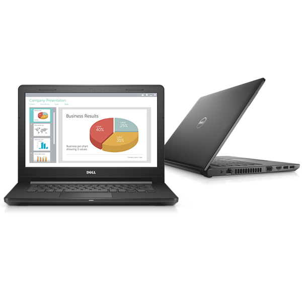Laptop Dell Vostro 3468-K5P6W14 (Black)