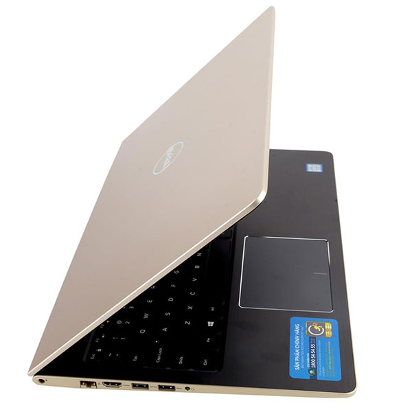 Laptop Dell Vostro 5568 70133573 (Gold)- CPU Kabylake thế hệ mới