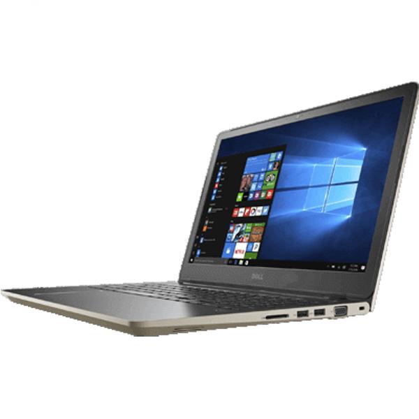 Laptop Dell Vostro 5568 70134547 (Gold)- CPU Kabylake thế hệ mới
