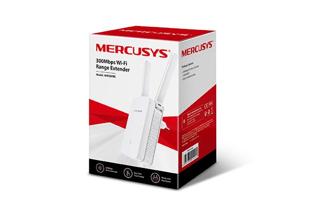 Bộ thu phát Mercusys MW300RE 300Mbps
