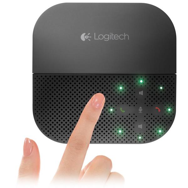 Loa hội nghị không dây Bluetooth Logitech  P710E (kèm Mic)