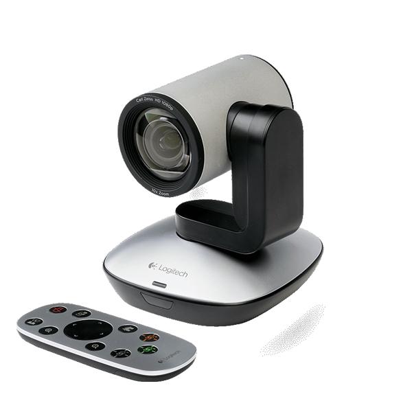 Webcam Logitech PTZ Pro