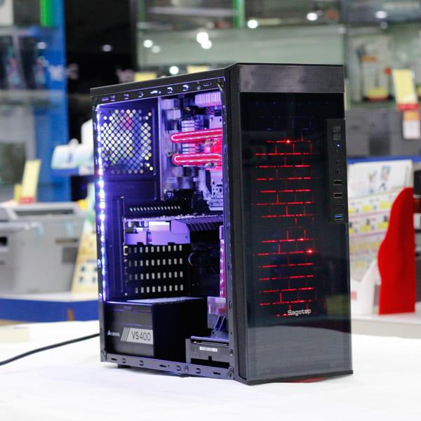Máy tính để bàn PCPA Watter cooling style