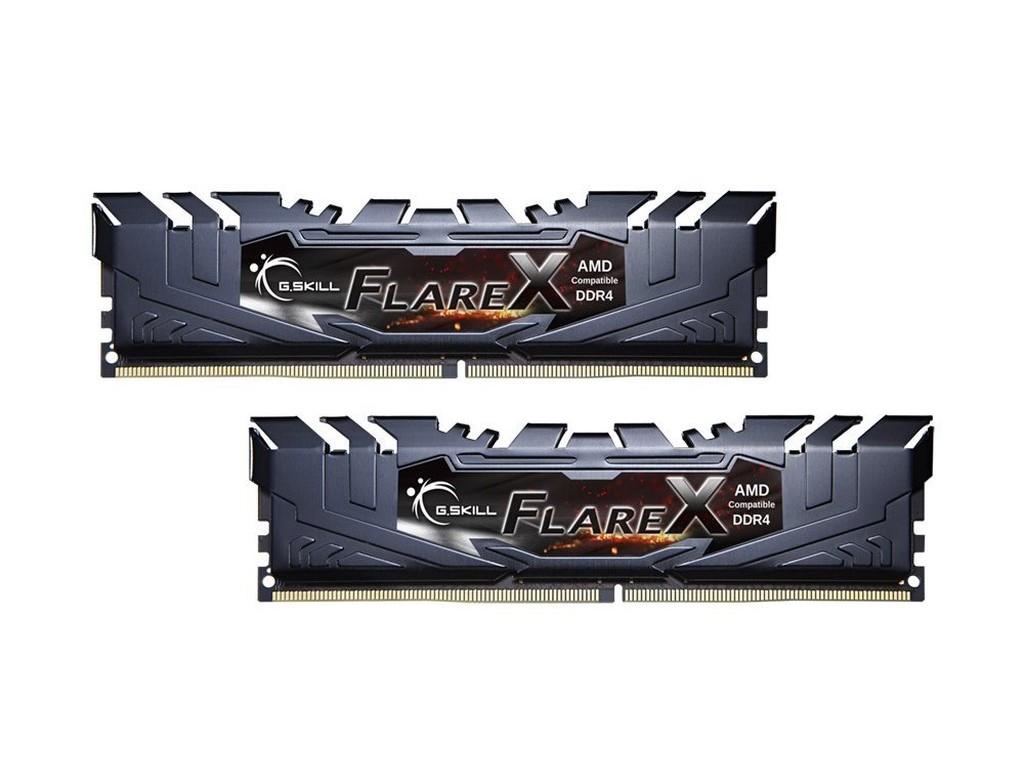 RAM GSKill 16Gb (2x8Gb) DDR4-2400 (F4-2400C15D-16GFX)