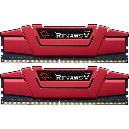 RAM GSKill 16Gb (2x8Gb) DDR4-2400 (F4-2400C17D-16GVR)