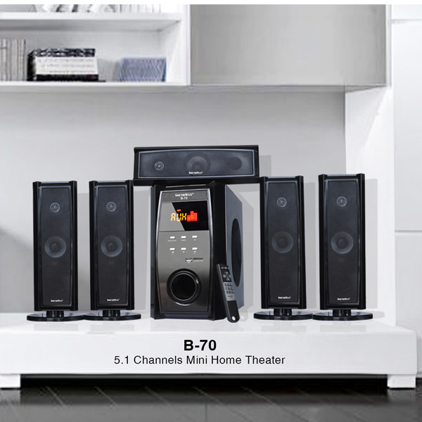 Loa Soundmax 5.1 B70