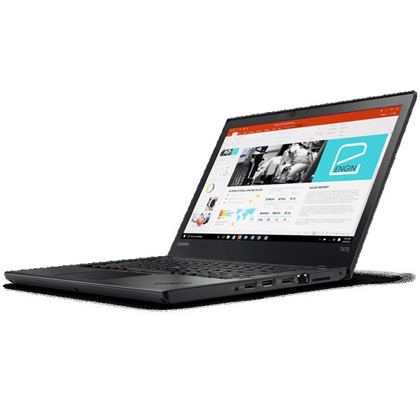 Laptop Lenovo Thinkpad T470-20HEA03LVA (Black)- Sản phẩm cao cấp