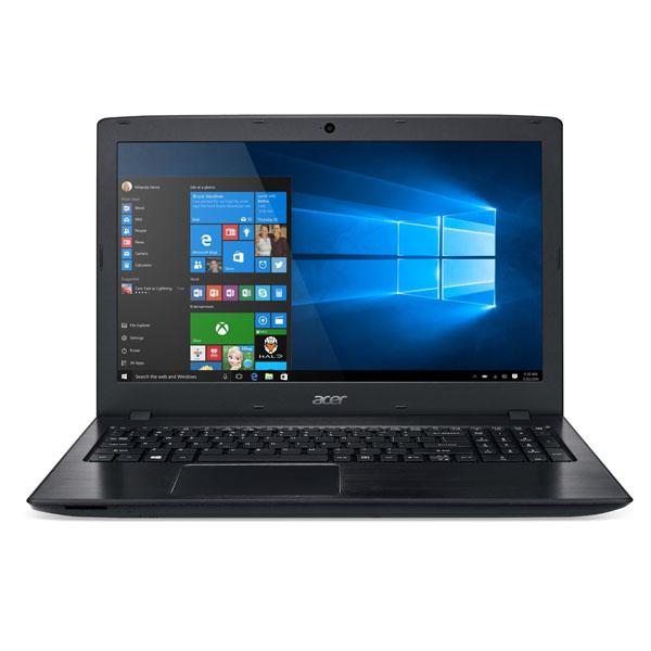 Laptop Acer Aspire E5-575G-37WFNX.GDWSV.006 (Black)- Thiết kế đẹp, mỏng nhẹ hơn