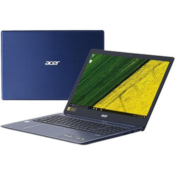 Laptop Acer Swift 3 SF315-51-530V NX.GSKSV.001 (Blue)- Thiết kế đẹp, mỏng nhẹ hơn, cao cấp.