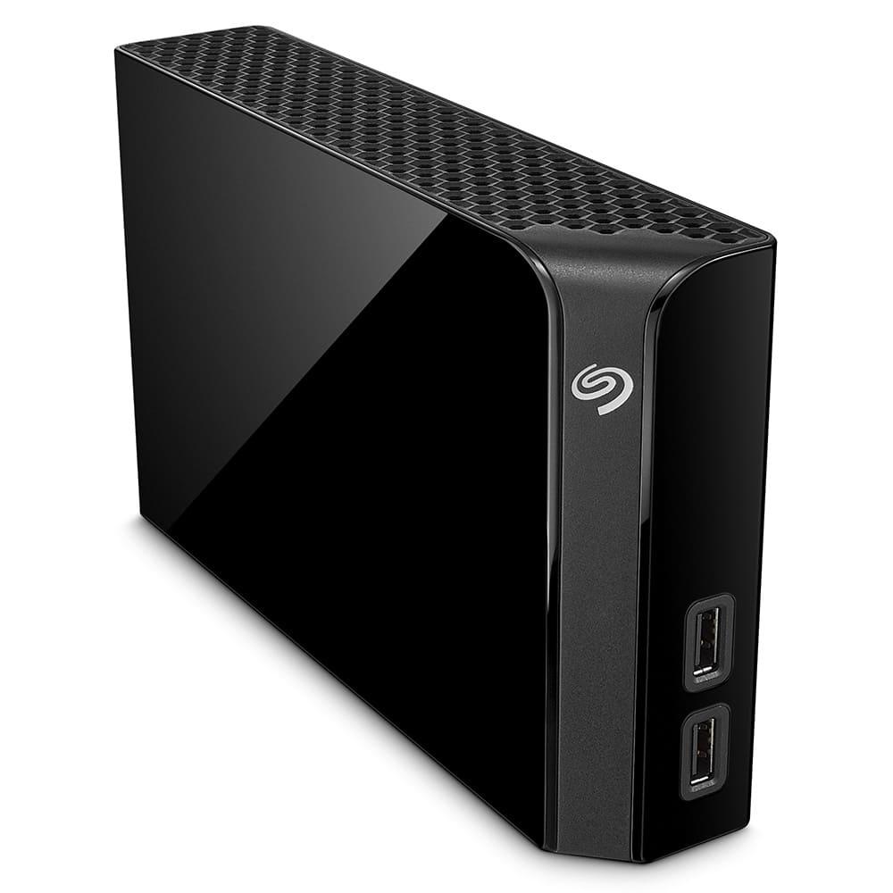 Ổ cứng di động HDD Seagate Backup Plus Hub Desktop 4Tb USB3.0 Đen