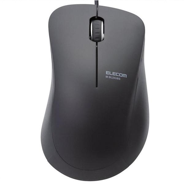 Chuột quang Elecom M-BL24UBSBK (Đen)
