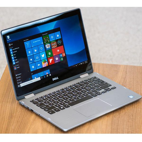 Laptop Dell Inspiron 7373A-P83G001 (Grey)- Màn hình FullHD, IPS