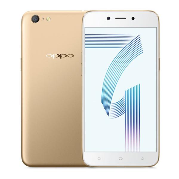 Oppo  A71 (Gold)- 5.2Inch/ 16Gb/ 2 sim
