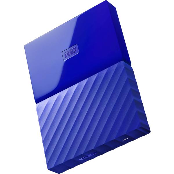 Ổ cứng di động Western Digital My Passport 1Tb USB3.0 New - Xanh