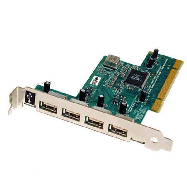 Cạc chuyển đổi từ khe PCI sang 4 cổng USB