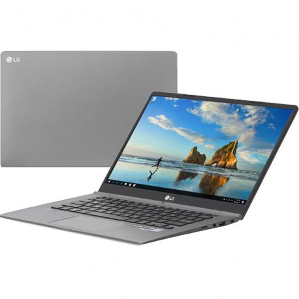 Laptop LG Gram 14Z970-G.AH52A5 (Gray)