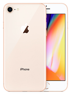 Apple iPhone 8  (Gold)- 4.7Inch/ 64Gb/ 1 sim (Chính hãng)