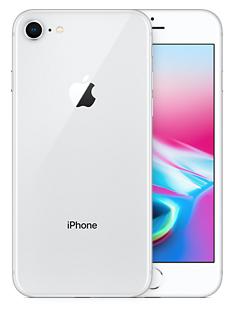 Apple iPhone 8  (Silver)- 4.7Inch/ 64Gb/ 1 sim (Chính hãng)