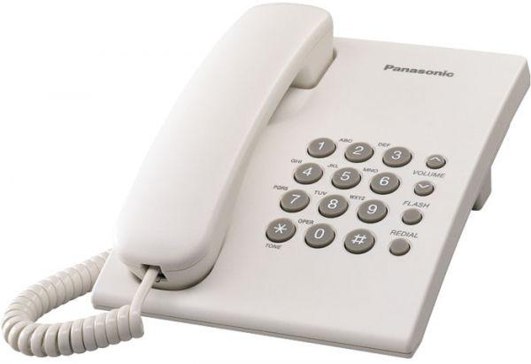 Điện thoại CĐ Panasonic KXTS500-Trắng