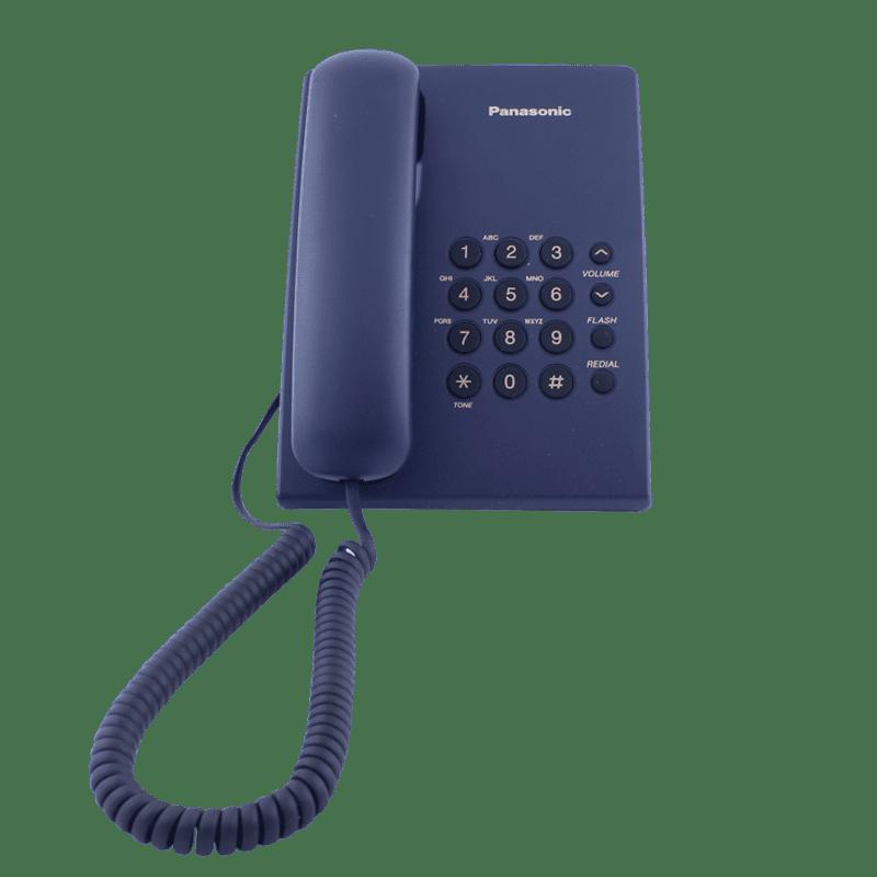 Điện thoại CĐ Panasonic KXTS500 - Xanh tím than