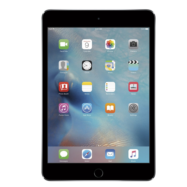 Apple iPad mini 4 Retina Cellular (Gray)- 32Gb/ 7.9Inch/ 3G  + Wifi