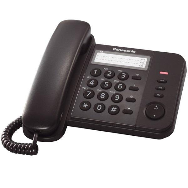 Điện thoại CĐ Panasonic KXTS520 - Đen