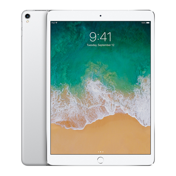 Apple iPad Pro 10.5 Cellular (Silver)- 64Gb/ 10.5Inch/ 4G + Wifi
